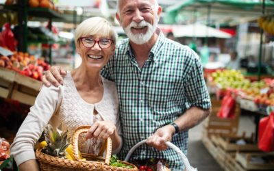 Shopping Mall Seniors – and SUV 'walkers'